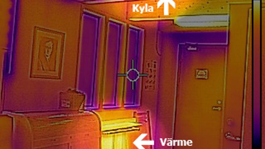 Har ni bekymmer med varma kontor och lokaler? Så här fixar ni kyla utan investering!