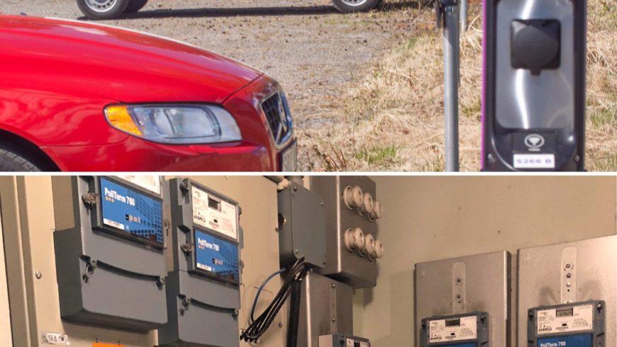 El-bilarna ger billiga mil, men räcker kraften till våra hyreshus?
